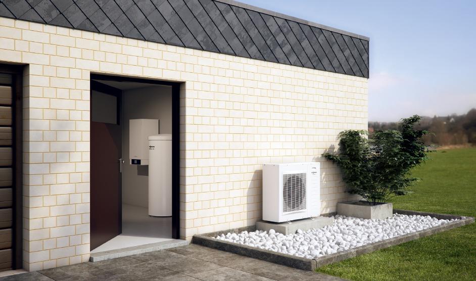 bomba de calor calefacci n refrigeraci n y acs. Black Bedroom Furniture Sets. Home Design Ideas